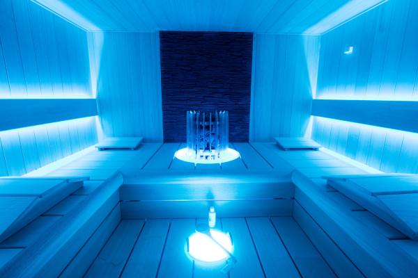 Aquality sauna